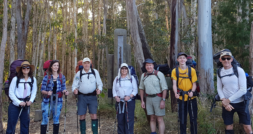 Cooloola Great Walk Start
